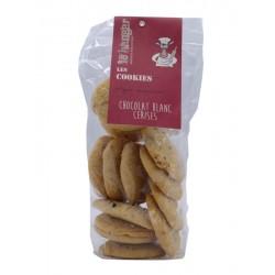 Cookies Chocolat Blanc Cerise