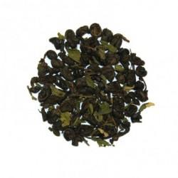 Thé vert à la Menthe  Vrac 100g